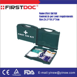 Plastic First Aid Kit, First Aid Kit pictures & photos