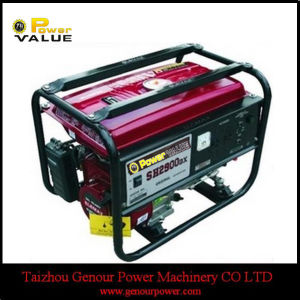 2kw Japan Engine China Elemax Gasoline Generator pictures & photos