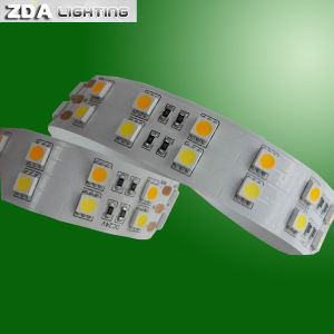 SMD5050 Double Row LED Strip (120LEDs/M)) pictures & photos
