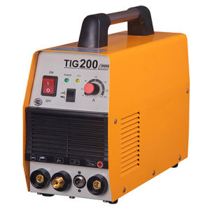 TIG200A Inverter DC MMA TIG Welding Machine pictures & photos