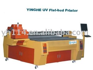 High Quality UV Flatbed Printer Yh-2515 pictures & photos