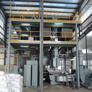 Nonwoven Fabric Bag Textile Making Machine pictures & photos