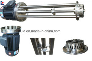Sanitary High Shear Dispersing Emulsifier pictures & photos