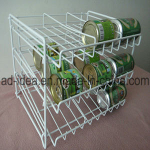 Tabletop Can Rack/Tabletop Advertising Stand pictures & photos