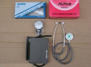 Alpk2 Stethoscope with Alpk2 Sphygmomanometer pictures & photos