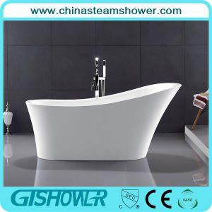 Modern Acrylic Free Standing Bath (KF-729)