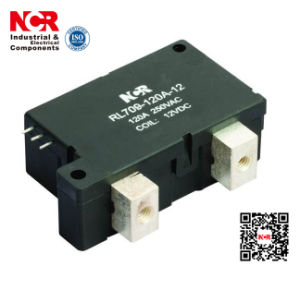 120A 48V Magnetic Latching Relay (NRL709F) pictures & photos