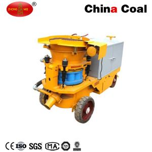 Dry Mix Shotcrete Gunning Machine with Anti-Explosion Motor pictures & photos