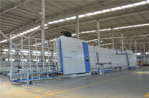 Vertical Double Glass Glazing Machine Insulating Glass Machine pictures & photos