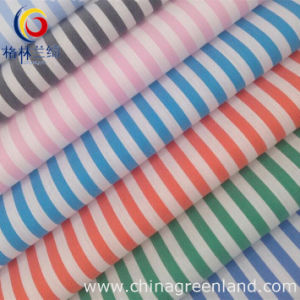 65%Cotton 31%Naylon 4%Spandex Yarn Dyed Fabric for Garment Textile (GLLML051) pictures & photos
