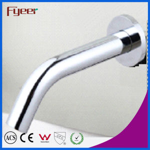 Fyeer Hot Sale Wall Mounted Automatic Sensor Faucet (QH0157B) pictures & photos