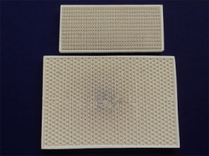 Cordierite Ceramic Infrared Plate Used for Oven pictures & photos