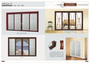 Fuxuan European Standard Aluminum/Aluminium Sliding Interior Door pictures & photos