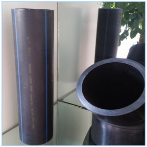 HDPE Pipe and Pipe Fitting for Sewage pictures & photos