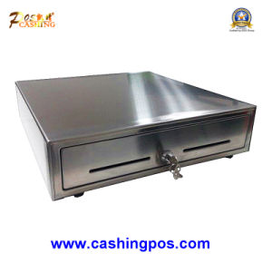 All Stainless Steel Series Cash Drawer for POS Peripherals pictures & photos