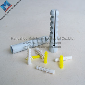 PE Nylon Plastic Frame Wall Plug Expansion Anchor pictures & photos