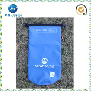 Custom Logo PVC Tarpaulin Ocean Pack Waterproof Dry Bag with Shoulder Strap (JP-WB029) pictures & photos