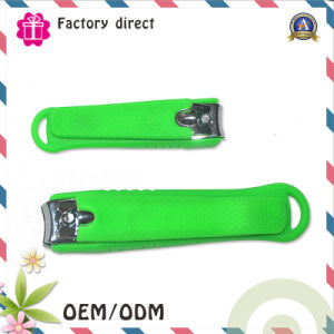 Colorful Best Quality Competitve Price Cartoon Carbon Plastic Nail Clipper pictures & photos