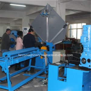 Spiral Duct Forming Machine with Automatic Cutting System pictures & photos