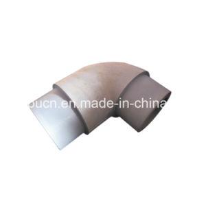 Bent Coupling Pipe Fittings PVC Plastic Long Radius Elbow pictures & photos