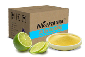 Factory Supply Free Sample 100% Natural Lime Juice Powder for Healthcare Product pictures & photos