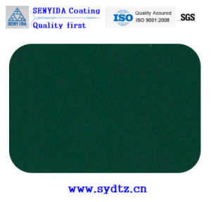 Powder Coating Paint of High Gloss Dark Green pictures & photos