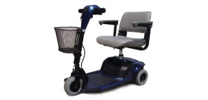 250W 9 Inch Wheel Mobility Scooter Three Wheel Electric Scooter pictures & photos