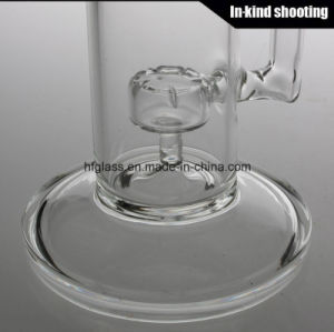 Hfy Glass Mothership Straight Fab Pipes Fab Egg Glass Smoking Water Pipes DAB Rigs Oil Rig Bubbler Hookah Heady Factory Price Glass Pipe pictures & photos