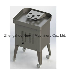 Floor Type Full Stainless Steel Frozen Meat Mincer for Hotel Kitchen Equipment pictures & photos