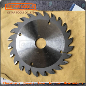 Tct Disc Adjustable Scoring Saw Blades pictures & photos