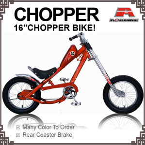 16 Inch Motor Chopper Bicycle with Oil Box pictures & photos
