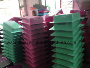 High Quality, 100% PC Luggage Vacuum Forming Machine (auto type) pictures & photos