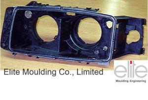 Aluminum Alloy Auto Lamp Parts Die-Casting Mould