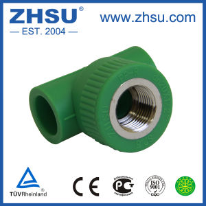 PPR Tee Female Threaded Coupling