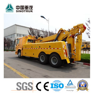 Hot Sale Street Wrecker of 6X4 pictures & photos