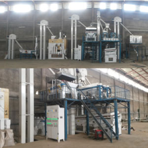 Grain Seed Bean Cleaning & Processing Plant pictures & photos
