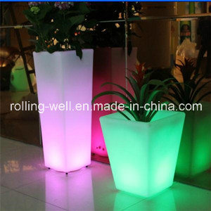 LED Plant Pot/Lighting Flower Pot/Home Decoration