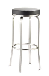 Bar Chair Bar Stool Stainless Steel Bar Stool Stainless Steel Bar Chair High Chair PU Chair Swivel Chair Round Chair pictures & photos