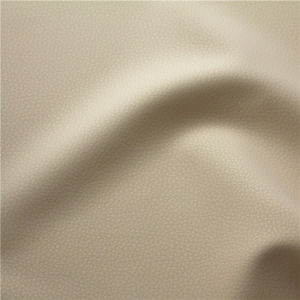 Artificial Abrasion-Resistant Waterproof PVC Leather for Dining Room Furniture pictures & photos