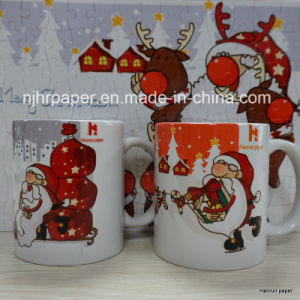 A4 Sheet Anti-Curl 100GSM Sublimation Transfer Paper for Mouse Pad, Mug, Hard Surface and Gifts pictures & photos