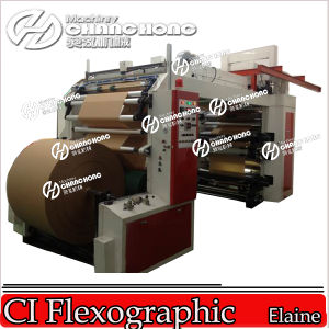 Automatically Paper Roll to Roll Printing Machine pictures & photos