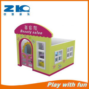 Nursery and Preschool Hot Sale Wooden Kids Book Shelf pictures & photos