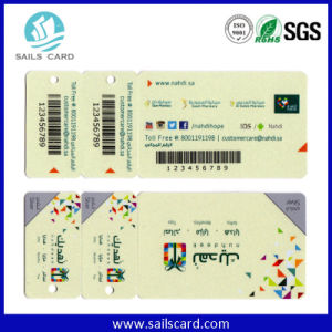 PVC Loyalty Card Barcode Card pictures & photos