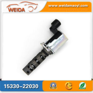 Auto Camshaft Timing Oil Control Valve 15330-22030 for Toyota Celica pictures & photos