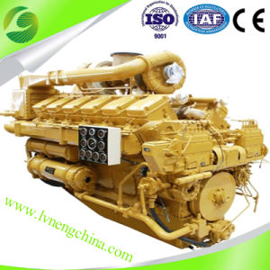 Shandong Lvneng 10kw-1000kw Natural Gas Generator Set pictures & photos
