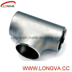 Pipe Fittings Stainless Steel Equal Tee pictures & photos