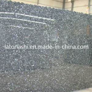 Prefabricated Blue Pearl Granite Stone Slab for Tombstone, Backsplash, Countertop pictures & photos