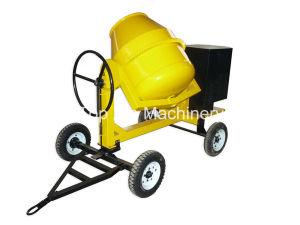 4 Wheel Design 350L Concrete Mixer pictures & photos