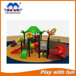 Plastic Outdoor Playground Equipment for Sale pictures & photos