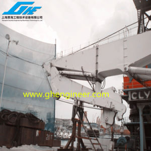 Used 150ton Knuckle Boom Active Heave Compensation Crane pictures & photos